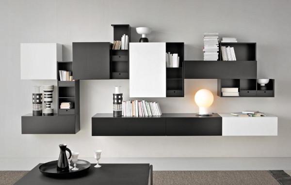 Модульная мебель для современного интерьера