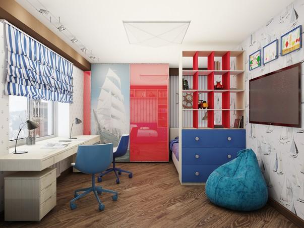Молодежная рабочая мебель