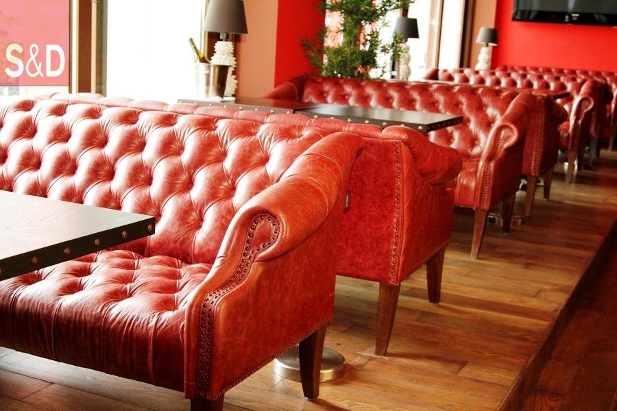 Мягкая мебель для клубов