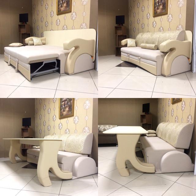 Мягкая мебель трансформер