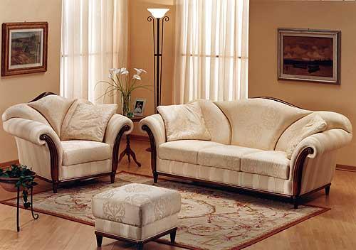 Мягкая удобная мебель для зала