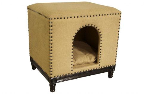 Мягкий домик для домашних животных