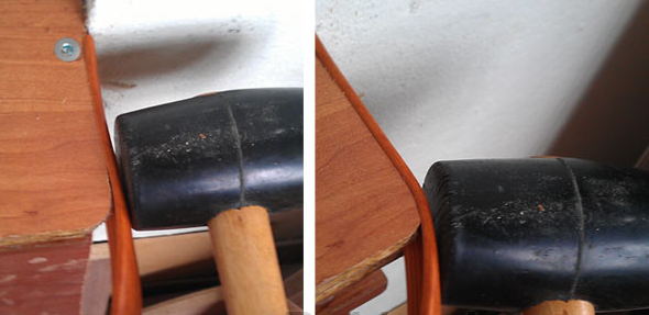 Набивка мебельного канта