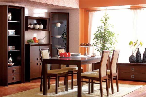 Набор мебели для классического стиля интерьера