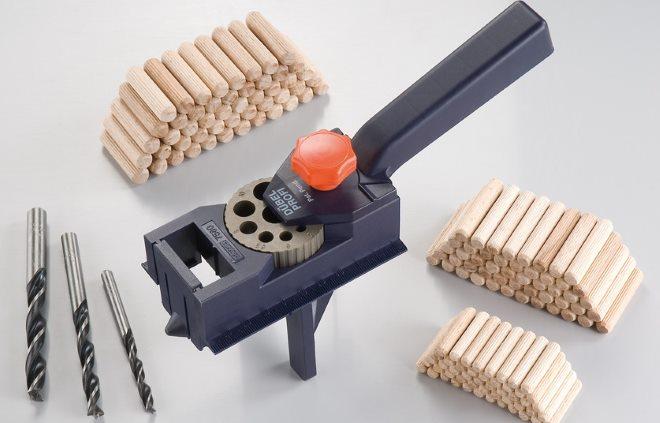 Накладной кондуктор с револьверной головкой