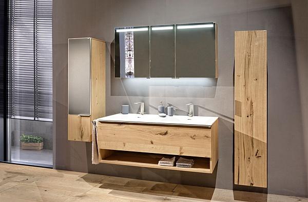 Немецкая мебель для ванных комнат