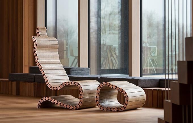 Необычная мебель-конструктор