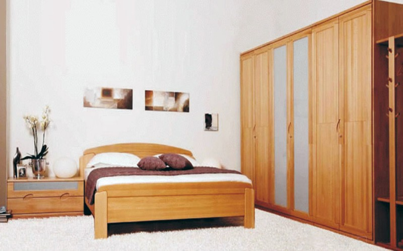 Области использования древесины бука и основные изделия из него