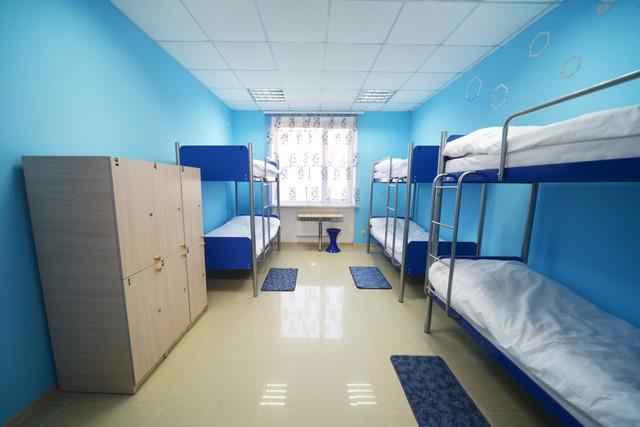Обустройство общежития