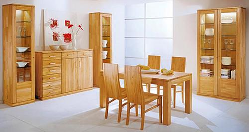 Обустройство столовой в доме