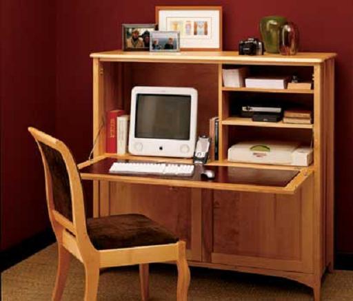 Офисный секретер