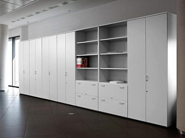 Офисный шкаф для бумаг