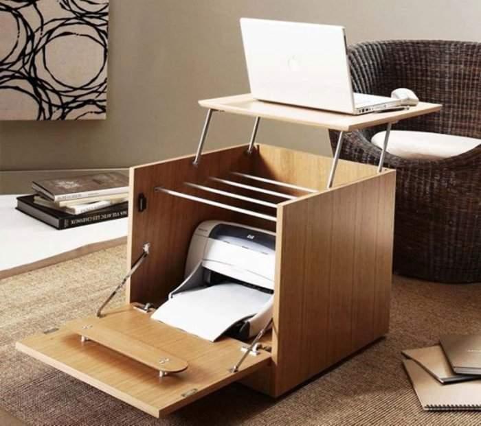 Оригинальная мебель-трансформер для владельцев небольших квартир