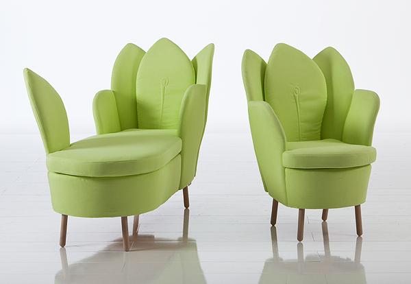 Оригинальная мягкая мебель для дома
