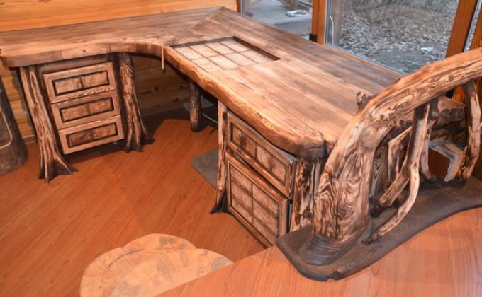 Оригинальные детали мебели