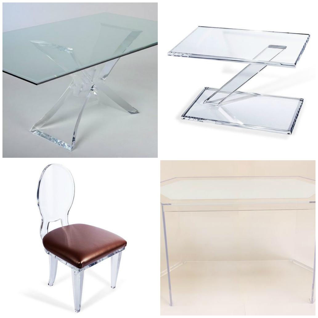 Оригинальные и модные предметы мебели