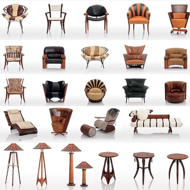 Оригинальные стулья