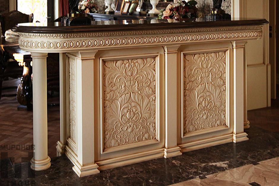 Оригинальные узоры мебели