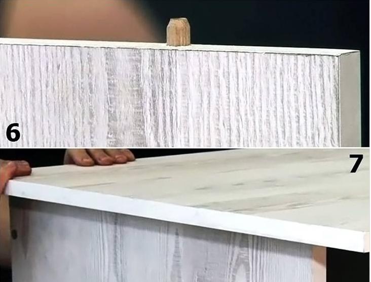 Основные особенности мебели на основе ДСП