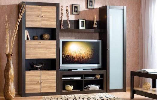 Особенности мебели из шпона