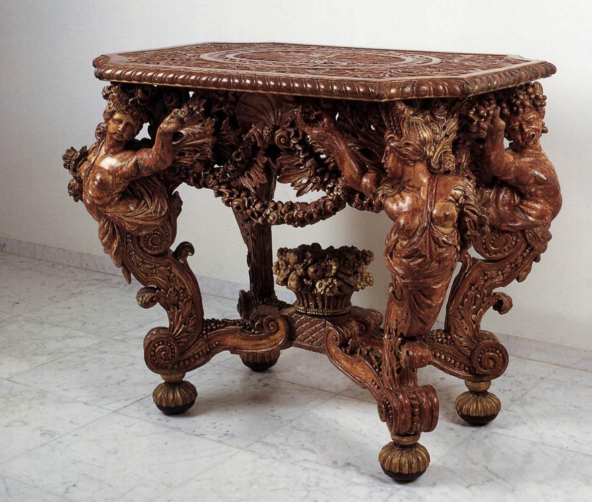Особенности применения деревянной мебели