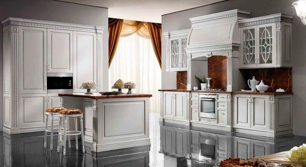 Остров в кухне