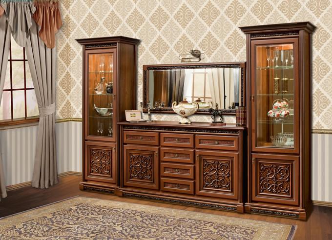 Патированная современная мебель