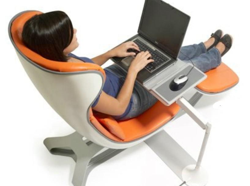 Полезные и комфортные ортопедические кресла для компьютера