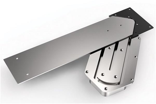 Поворотный механизм для стола
