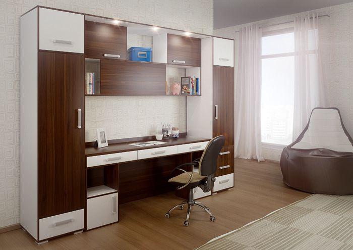 Практичный-шкаф стол