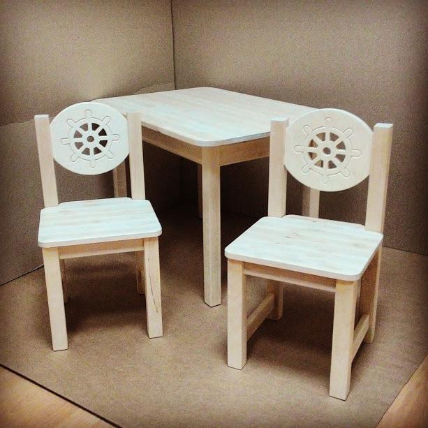 Преимущества березовой детской мебели