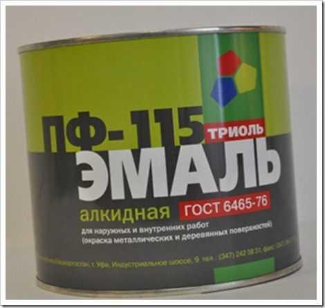 Применение алкидного состава для мебели