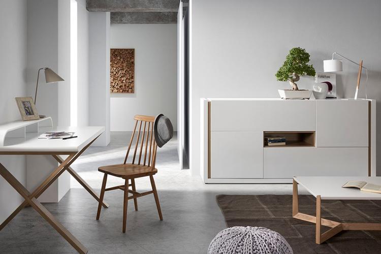 Применение белой мебели в интерьере