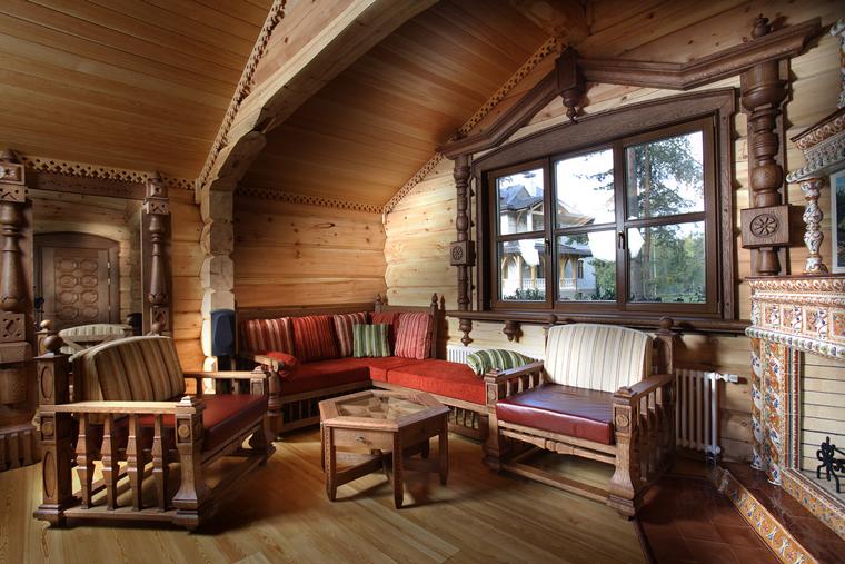 Применение красивых диванов
