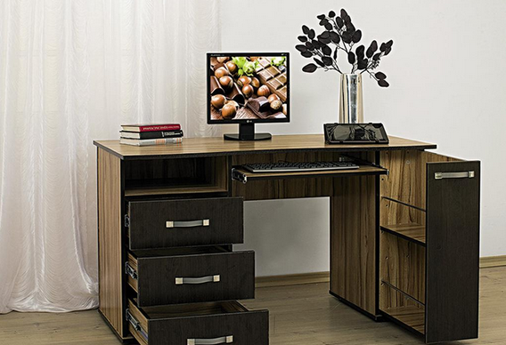 Применение массивной мебели