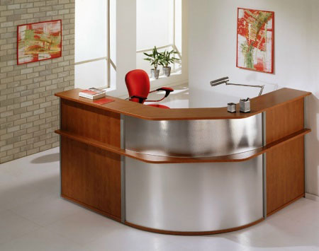 Примеры мебели для приемной
