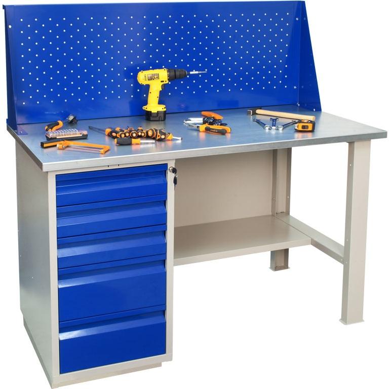 Производственная мебель и верстаки