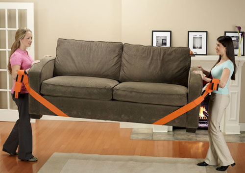 Ремни для переноски мебели
