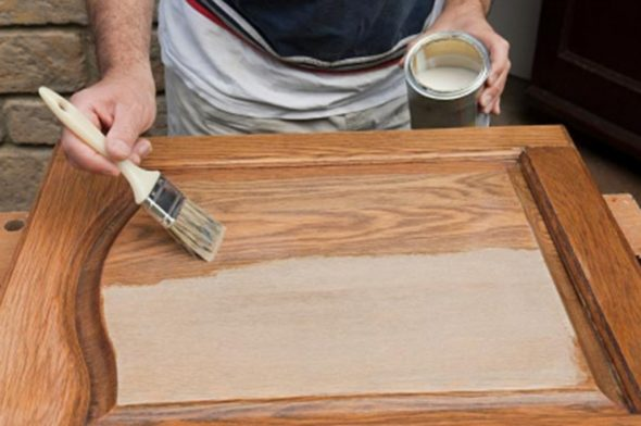 Рестарврация поврежденных покрытий мебели
