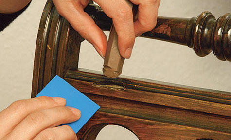 Реставрация мебели — выбор клея и его использование