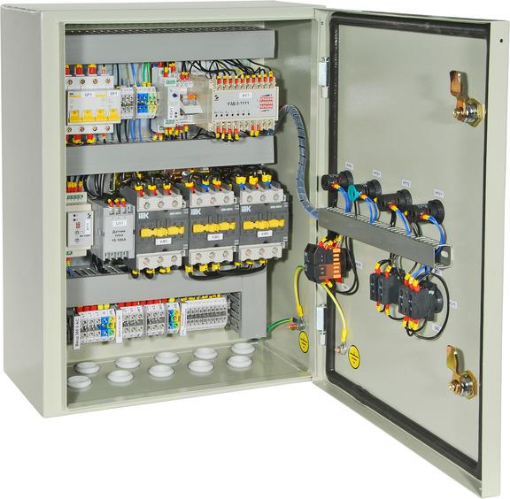 Шкаф автоматического управления