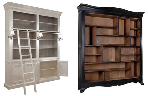 Шкаф библиотечный