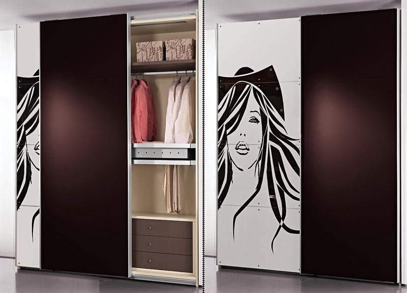 Шкаф для девочки подростка
