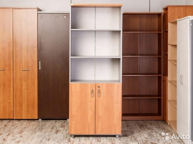 Шкаф стеллаж для документов
