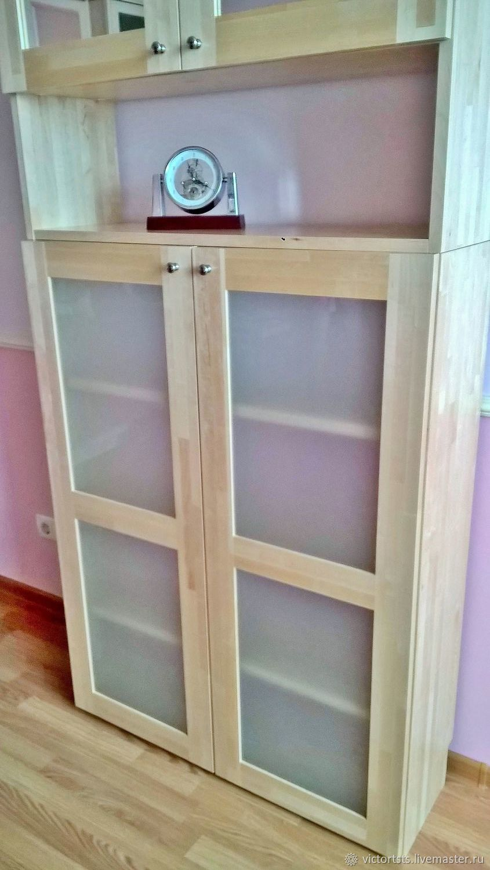 Шкафчик для обуви белого цвета