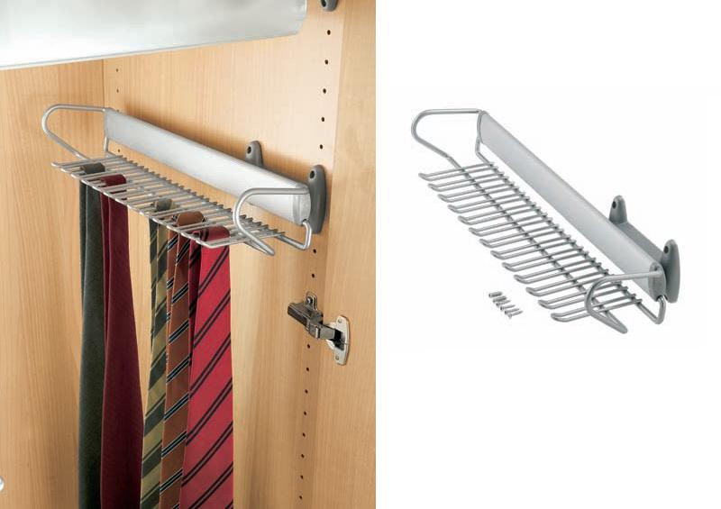 Штанга для шкафа, особенности, материалы изготовления и нюан.