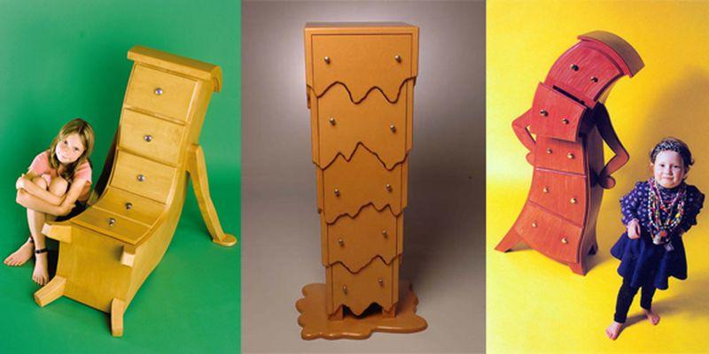Самая необычная и оригинальная мебель в мире