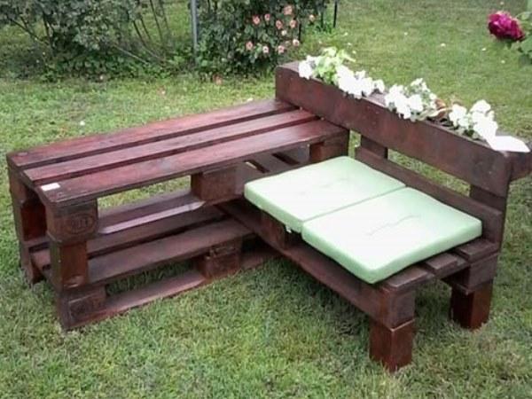 Самодельная мебель для дачи