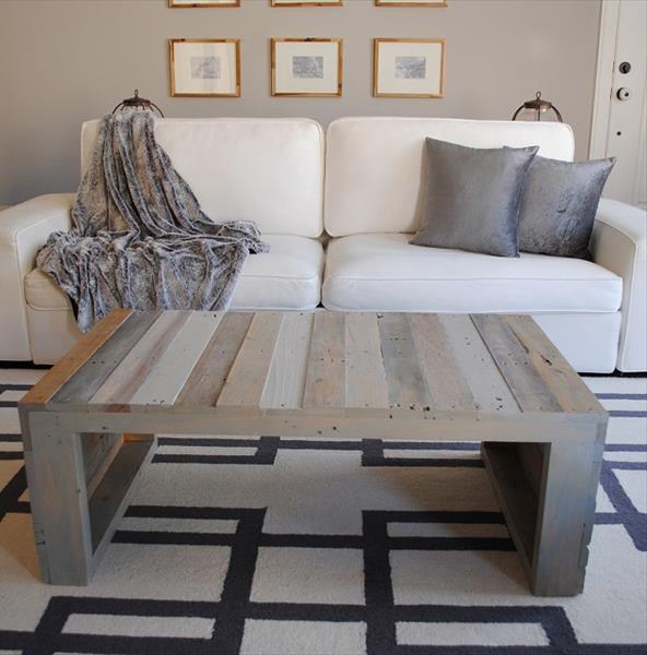Самодельная мебель из поддонов
