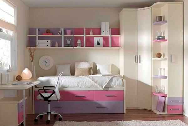 Серо-голубые предметы мебели